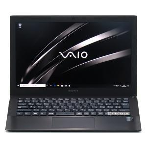 高精細フルHD 薄型モバイル SSD搭載 SONY VAIO Pro 11 SVP1121GHJ Core i5 4200U Windows10 11インチ LibreOffice 中古 ノートパソコン 本体|atriopc