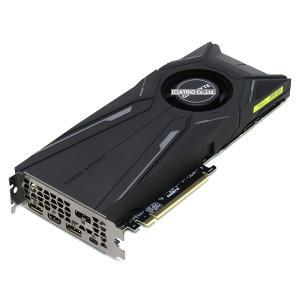 ギガバイト GIGABYTE GV-N208TTURBO-11GC NVIDIA GeForce RTX2080Ti GDDR6-11GB 中古 ビデオカード|atriopc