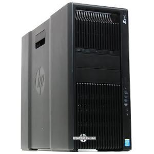 ゲーミングPC 24コア48スレッド HP Z840 ワークステーション Xeon E5-2690v3 2CPU 32GB GeForce GTX980 新品SSD Windows10 LibreOffice 中古 デスクトップ 本体 atriopc