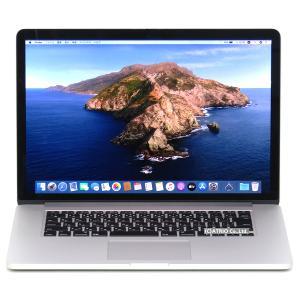 大容量SSD Apple MacBook Pro Mid 2012 Retina 15インチ Core i7 3615QM 2.3GHz メモリ8GB 512GB GeForce GT650M Webカメラ 中古 ノートパソコン 本体|atriopc