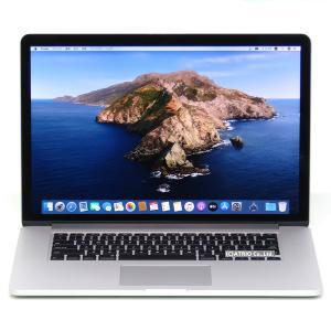 メモリ16GB Apple MacBook Pro Mid 2012 Retina 15インチ Core i7 3720QM 2.6GHz SSD256GB USキー GeForce GT650M Webカメラ 中古 ノートパソコン 本体|atriopc