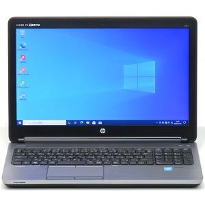 中古パソコン ノートパソコン HP ProBook 650 G1 i5 16GB 新品SSD 512...