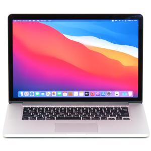 中古パソコン Apple MacBook Pro Mid 2014 15インチ Retina Core i7 2.5GHz 16GB SSD 500GB JIS ノートパソコンの商品画像|ナビ