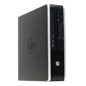 中古 パソコン デスクトップ 本体 新品SSD搭載 幅6.5cm HP Compaq Elite 8300 US Core i5 3470S 8GB 128GB Windows10 Office搭載 DVDマルチ|atriopc