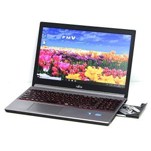 中古パソコン ノートパソコン 本体 新品SSD 富士通 LIFEBOOK E753/G Core i5 3340M 2.7GHz 8GB SSD256GB 15.6インチ Windows10 Office搭載|atriopc