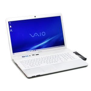 新品SSD搭載 訳アリ SONY VAIO VPCEJ2AJ Core i5 2430M 2.4GHz 4GB 128GB 17.3インチ Windows10 LibreOffice 中古 ノートパソコン NVIDIA 本体 ブルーレイ|atriopc