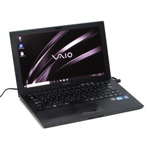 高解像度液晶 SONY VAIO SVZ1311AJG Core i7 3612QM 4コア8スレッド 4GB SSD256GB Windows10 13インチ LibreOffice 中古 ノートパソコン 本体 バッテリー不良|atriopc