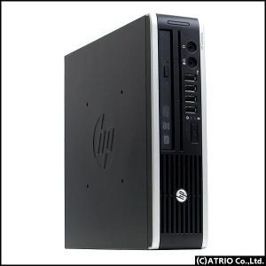 中古 パソコン デスクトップ 幅6.5cm HP Compa...