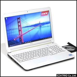 ノートパソコン 1TB SSD+HDD 富士通 LIFEBOOK AH77/G Core i7 2670QM Windows10 8GB Libre Office ブルーレイ