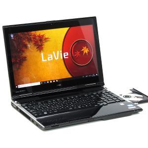中古パソコン ノートパソコン NEC LaVie LL750/H 新品SSD Core i7 3610QM 2.3GHz 8GB 512GB Windows10 DVDマルチ Office搭載 15インチ|atriopc