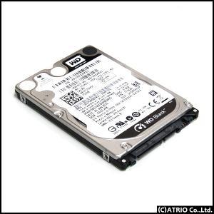 中古 HDD Western Digital WD Black WD7500BPKX 2.5インチ 750GB SATA 内蔵型 9.5mm 7200RPM|atriopc