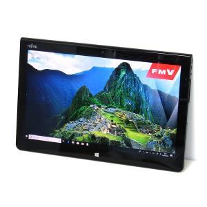 中古 Windowsタブレット 富士通 ARROWS Tab Q704/H Windows10 Office搭載 Core i5 4300U 1.9GHz 4GB SSD 128GB 12インチ フルHD Bluetooth 無線LAN atriopc