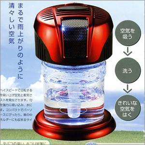 空気洗浄器 ウォーターサイクロン〜空調・加湿器|atroo