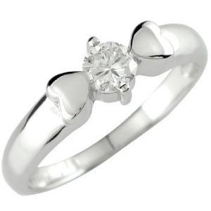 エンゲージリング プラチナ ダイヤモンド 婚約指輪 指輪 一粒 大粒 婚約指輪 リング ダイヤ ストレート 宝石 atrus