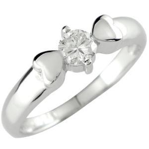 婚約指輪 エンゲージリング ハードプラチナ ダイヤモンド 指輪 一粒 大粒 ダイヤモンドリング ダイヤ ストレート 宝石|atrus