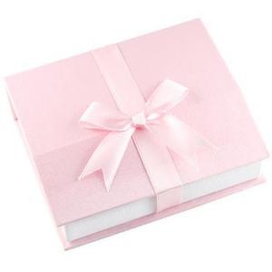 ジュエリーボックス マルチジュエリーケース ジュエリー収納箱 レディース リボン ピンク あすつく atrus