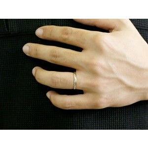 ペアリング ダイヤモンド 結婚指輪 マリッジリング プラチナ イエローゴールドk18 つや消し pt900 18金 ダイヤ スイートペアリィー|atrus|05