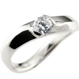 鑑定書付き 婚約指輪  エンゲージリング ダイヤモンド ハードプラチナリング 一粒 指輪 ダイヤ ダイヤモンドリング 大粒 0.30ct VSクラス pt950 レディース|atrus