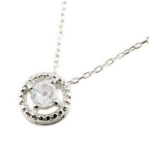 ブルームーンストーン ネックレス 一粒 シルバー ペンダント ミル打ち チェーン 人気 6月誕生石 宝石 送料無料|atrus
