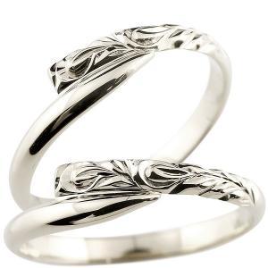 ハワイアンジュエリー シルバー ペアリング 安い 結婚指輪 マリッジリング sv ハワイアンリング スパイラル 地金 sv カップル  プレゼント 女性 送料無料|atrus