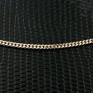 18金 ネックレス 切り売り 喜平 ネックレス イエローゴールドk18 2面カット 2ミリ幅 チェーン 鎖 レディース キヘイ 地金|atrus