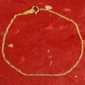 純金 メンズ ブレスレット スクリュー 24金 ゴールド 24K チェーン 20cm k24 地金 宝石なし 男性用 あすつく|atrus|04