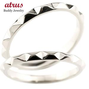 マリッジリング 結婚指輪 ペアリング ストレート カップル ...