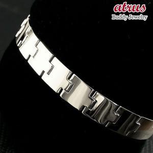 メンズ ブレスレット プラチナ900 シンプル 幅広 ベルト 地金 pt900 男性用 コントラッド 東京 CONTRAD TOKYO 送料無料 atrus