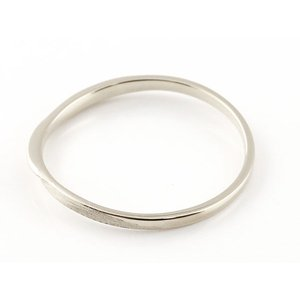 スイートペアリィー インフィニティ ペアリング 結婚指輪 マリッジリング ダイヤモンド イエローゴールドk18 プラチナ900 S字 つや消し 18金 華奢  最短納期|atrus|02