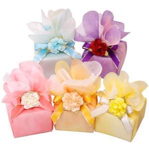 プレゼント用 ラッピング 有料ギフトラッピング フラワー 花 リボン|atrus