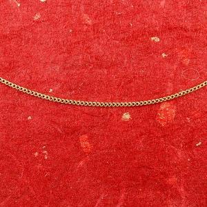 ネックレス メンズ 喜平用 純金 メンズ ネックレスチェーン 24金 24K 2面カットキヘイ 喜平 ネックレス 45cm k24 地金ネックレス ゴールド 送料無料|atrus