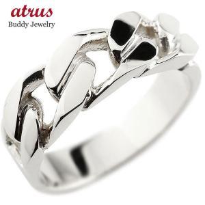 メンズ リング シルバー925 喜平リング 指輪 婚約指輪 sv925 キヘイ 鎖 男性用 コントラッド 東京 送料無料|atrus
