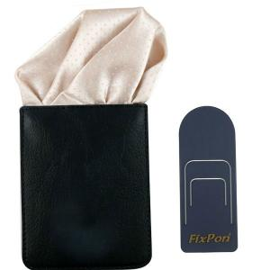 Fix Pon ポケットチーフ メンズ パッフド2 ピンク ドット メンズスーツ 冠婚 結婚式 パーティー 正装 ジャケット フォーマル ビジネス ドレスアップ 水玉|atrus