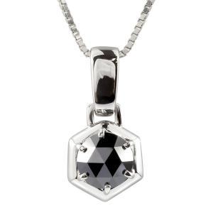 ネックレス メンズ 30代 プラチナネックレス ブラックダイヤモンド 1ct ダイヤ ペンダント pt900 男性用 人気 チェーン トレジャーハンター あすつく|atrus