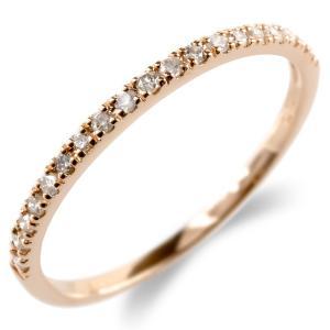 18金 リング ダイヤモンド レディース 指輪 ゴールド 18k ピンクゴールドk18 婚約指輪 安い エンゲージリング ピンキーリング 華奢 重ね付け あすつく 送料無料|atrus