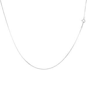 プラチナ ネックレス メンズ チェーンのみ 45cm ベネチアン PT850 チェーン プラチナ850 地金 男性 シンプル 人気 送料無料|atrus