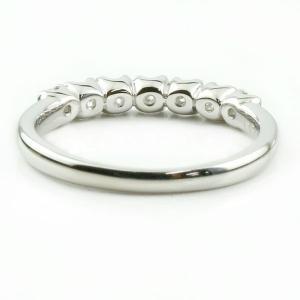 ペアリング プラチナ ダイヤモンド 結婚指輪 マリッジリング リング2本セット ダイヤ リング ソリティア エタニティリング 結婚式 カップル|atrus|05