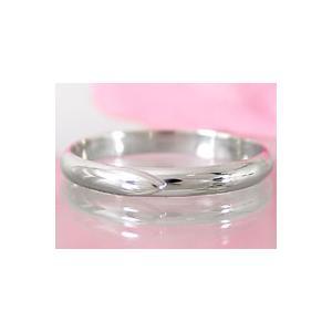 刻印 甲丸 ペアリング ホワイトゴールドk18 ダイヤモンド 結婚指輪 マリッジリング 結婚式 18金 ダイヤ ストレート カップル|atrus|03