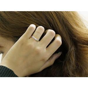 ペアリング プラチナ ダイヤモンド 結婚指輪 マリッジリング ダイヤ 結婚式 カップル|atrus|02