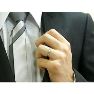ペアリング プラチナ ダイヤモンド 結婚指輪 マリッジリング ダイヤ 結婚式 カップル|atrus|03