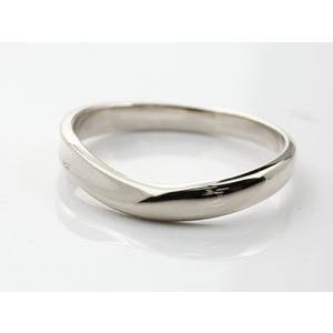 ペアリング プラチナ ダイヤモンド 結婚指輪 マリッジリング ダイヤ 結婚式 カップル|atrus|06
