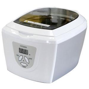 シチズン 超音波洗浄器 CITIZEN SWS510 超音波クリーナー ジュエリー・めがね・時計・貴金属 洗浄 5段階タイマー付き 秋 冬
