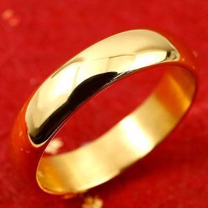 24金指輪 メンズ 純金 ゴールド 24k k24 金 シンプル 幅広 ピンキーリング 婚約指輪 安...