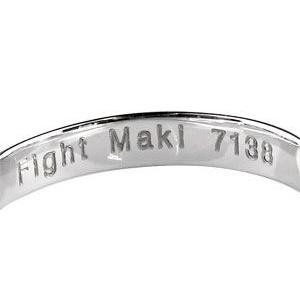 指輪 リングの文字入れ  刻印|atrussun