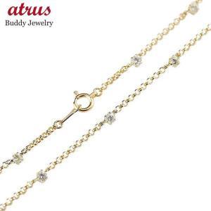 ブレスレット ダイヤモンド ゴールド エタニティ フルエタニティ 0.70ct イエローゴールドk18 ダイヤ 18金 レディース 送料無料|atrusyume