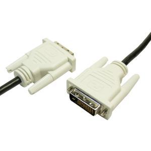 DVI-D デュアルリンクケーブル 2m  スリムタイプ 24+1ピン【DM便なら送料無料】|ats