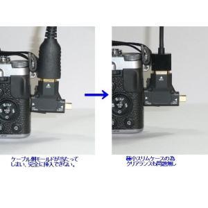 HDMIケーブル ハイスピードイーサネット 0.5m スーパースリム 4K2K 60P 4.4.4 フル4K対応 【DM便なら送料無料】|ats|03