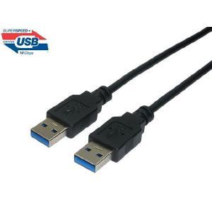 USB3.0 Super speed ケーブル 1m  A オス/A オス【DM便なら送料無料】|ats