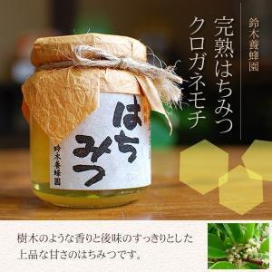 100%国産・愛知県渥美半島で採れた完熟はちみつ(クロガネモチ 170g)|atsumi-hantou888