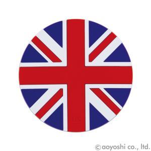 国旗コースター ワールドフラッグコースター イギリス UK (1セット10枚入り)|atta-v